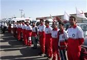 بوشهر|امدادگران هلال احمر استان در 55 عملیات امداد و نجات شرکت کردند