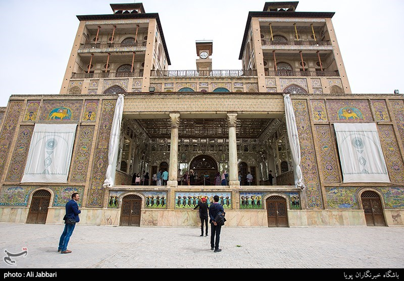 Golestan Palace in Tehran: A Tourist Attraction of Iran - Tourism news