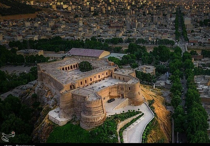 Falak-ol-Aflak Castle in Khorramabad: A Tourist Attraction of Iran