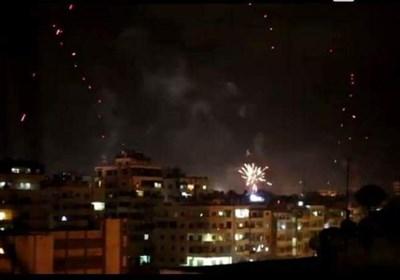 """خوشحالی مردم سوریه در پی آزادسازی 90 درصد از """"غوطه شرقی"""""""