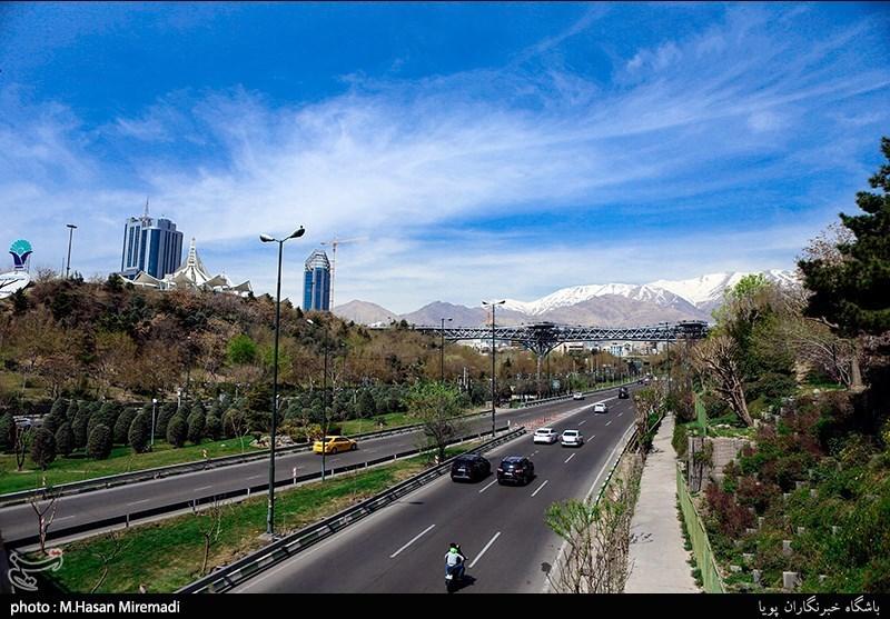 تهران| افزایش 80 درصدی روزهای هوای پاک در پایتخت