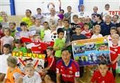 قهرمان یتیمخانههای جهان سفیر جامع جام جهانی 2018 شد + عکس