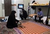 بجنورد| 11 هزار مسافر نوروزی در مدارس استان خراسانشمالی اسکان یافتند