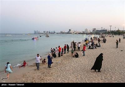 Iran's Beauties in Photos: Kish Island