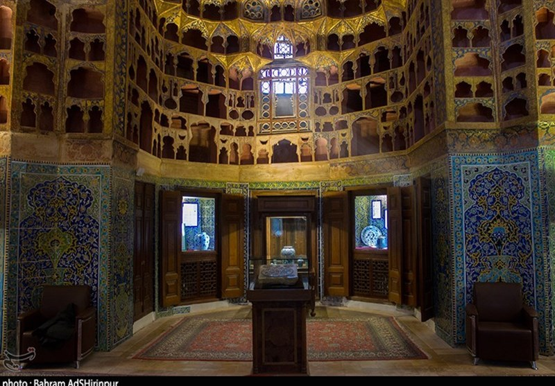 Chinese Museum House of Sheikh Safi in Iran's Ardabil