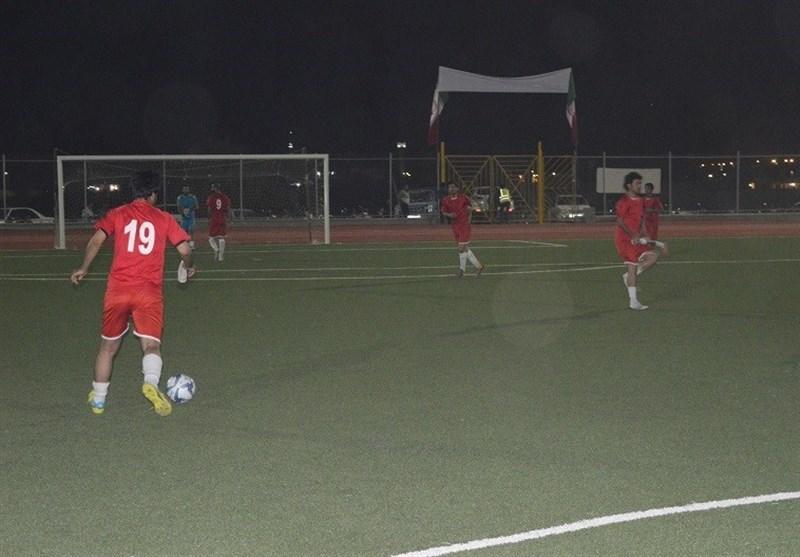 بوشهر| مسابقات فوتبال جام ساحل خلیج فارس در اخند عسلویه برگزار میشود