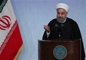 روحانی : الشعب الایرانی سیقف بقوة فی وجه جمیع المؤامرات