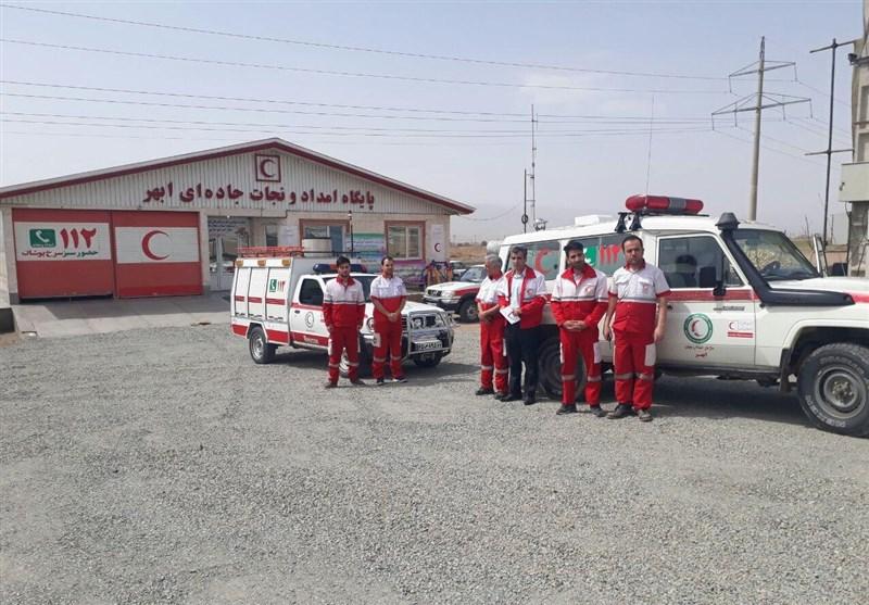 شیراز| هلال احمر استان فارس در نوروز به 893 حادثهدیده امدادرسانی کرد