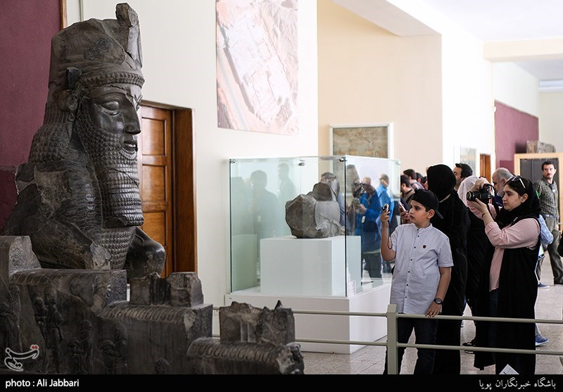 """""""ایران"""" اسکار موزه های جهان را کسب کرد"""