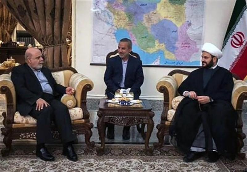 Iranian Envoy Lauds Iraq's Nujaba Movement
