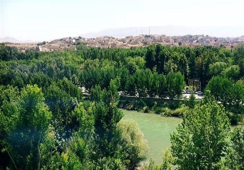 اصفهان| طعم خوش سیب و صدای پای زایندهرود در شهر زیبای باغبادران +تصاویر