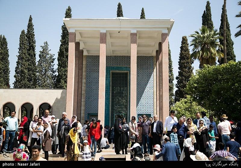 شیراز| شب بزرگداشت سعدی در شیراز برگزار شد