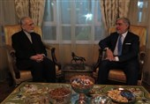 در دیدار خرازی با عبدالله صورت گرفت؛ حمایت ایران از مذاکرات کابل با طالبان