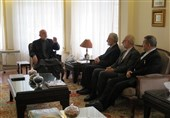 خرازی در دیدار کرزای: ثبات و امنیت افغانستان اولویت ایران است