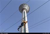 برج میلاد هم پرسپولیسی میشود