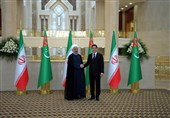 President: Iran Eager to Bolster Ties with Turkmenistan