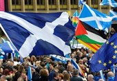 افزایش حمایت اسکاتلندیها از استقلال از بریتانیا