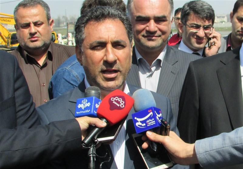 مازندران| چهارخطه کردن محدوده پل سفید سوادکوه دو سال آینده به پایان می رسد