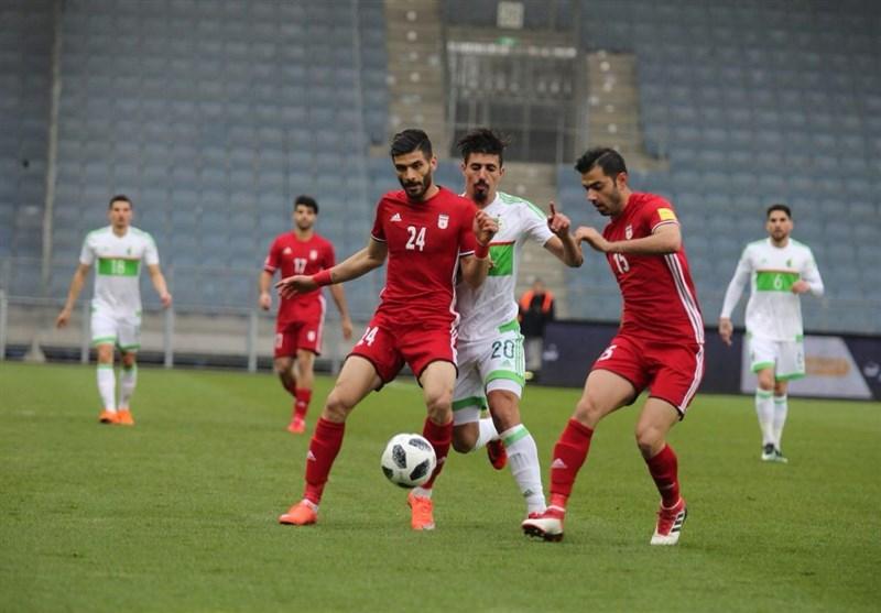 برتری ایران مقابل الجزایر با گلهای آزمون و طارمی/ پیروزی در بازی دوسربرد
