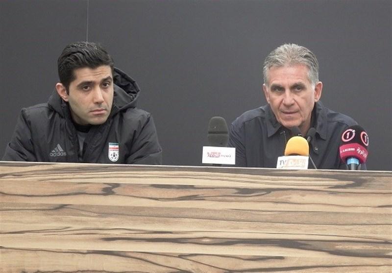 کیروش: بازیکنان داخلی ما آماده حضور در جام جهانی نیستند/ حالا تصمیم با تاج و وزیر ورزش است