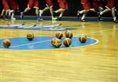 Iran Basketball Loses to Serbian National Team