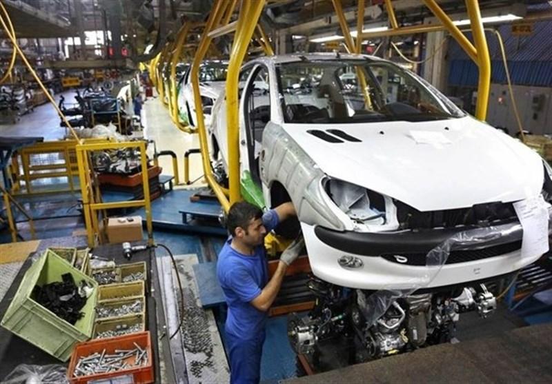 برنامه ایران خودرو برای افزایش 48 درصدی تولید در سال 99
