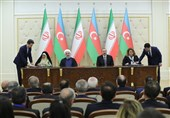 Iran, Azerbaijan Ink 8 MoUs to Boost Cooperation in Various Fields