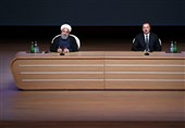Security, Development of Iran, Azerbaijan Hinge on One Another's: Rouhani