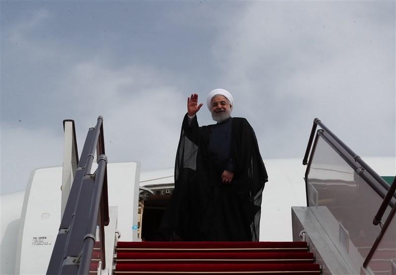 روحانی یزور أذربیجان للمشارکة فی قمة دول عدم الانحیاز