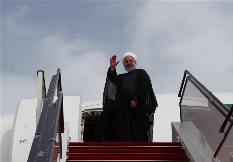 Iranian President to Visit Tajikistan for CICA Summit