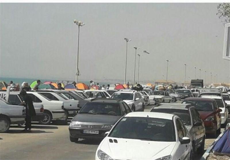 بوشهر| تردد وسایط نقلیه در محورهای استان بوشهر از مرز 7 میلیون خودرو گذشت
