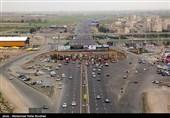 پلیس راهور: تصویر ترافیک سنگین در عوارضی تهران ـ قم قدیمی است
