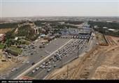 گرگان| ترافیک پرحجم اما روان در جادههای استان گلستان