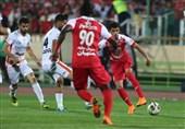 لیگ برتر فوتبال| این بار دایی جشن قهرمانی پرسپولیس را به تعویق انداخت/ دومین شکست متوالی شاگردان برانکو در ورزشگاه آزادی