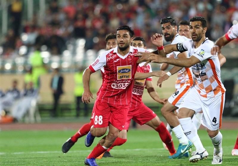 لیگ برتر فوتبال| پرسپولیس آماده فراری بزرگ در جدال با دایی
