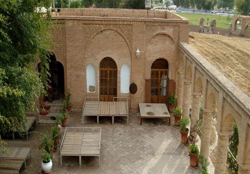 Mostowfi House: Monument in Iran's Shushtar