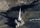 المسیره خبر داد: شلیک موشک بالستیک به مقر وزارت دفاع عربستان در ریاض