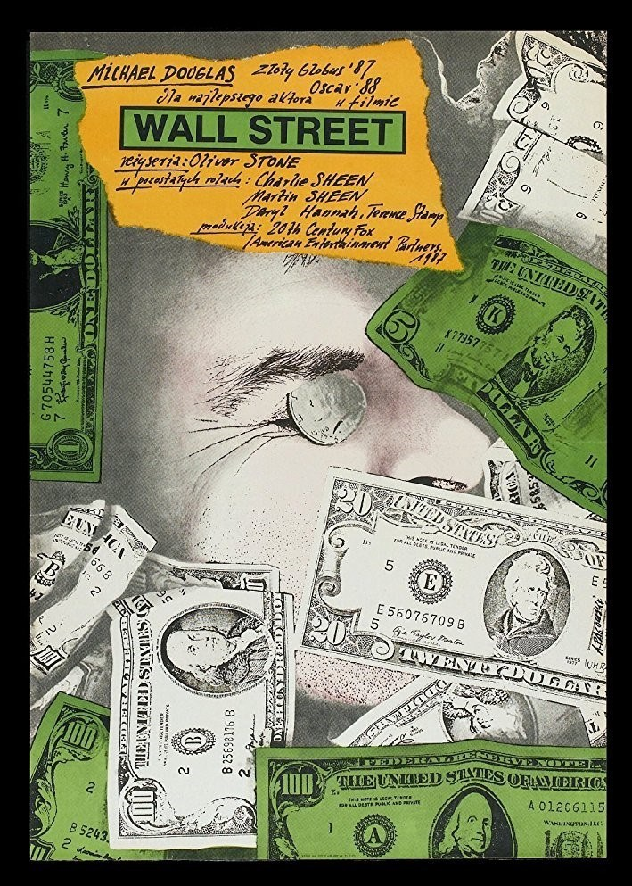 نقد و رمزگشایی فیلم Wall Street 1987 (وال استریت)