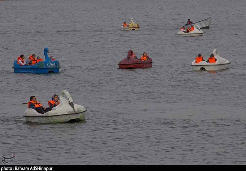Shorabil Lake of Ardabil - Tasnim News Agency