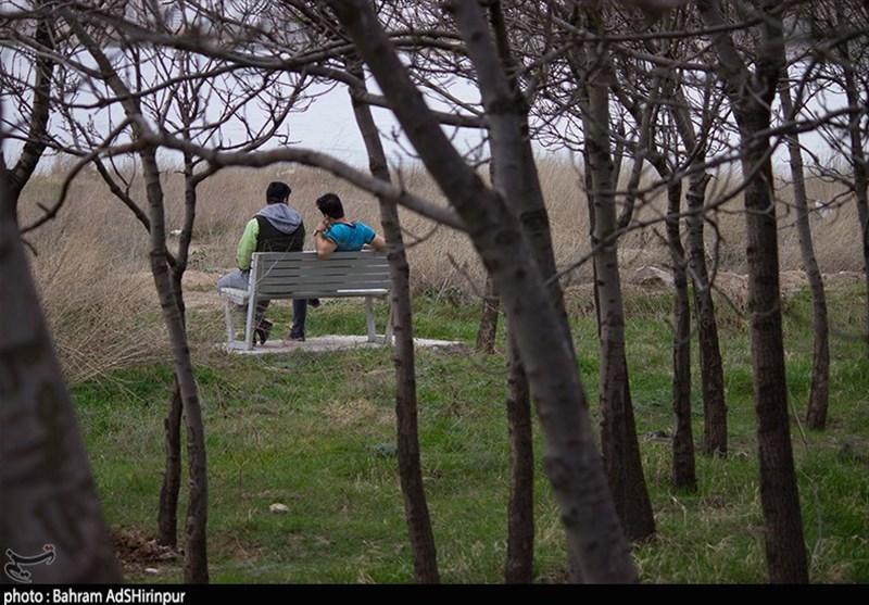Shorabil Lake of Ardabil - Tasnim News Agency
