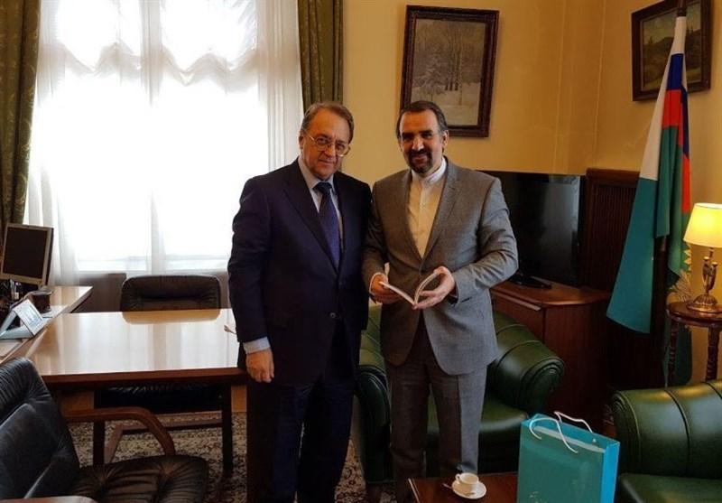 Iranian, Russian Diplomats Discuss Yemen Crisis