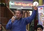 دهمین شب محفل بهار علوی در حرم حسینی برگزار شد+عکس و فیلم