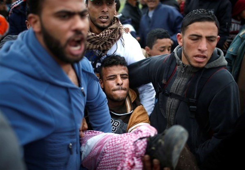 Israeli Forces Kill 5 Palestinians in Gaza on Land Day