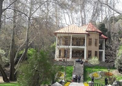 تهران| استقبال مسافران نوروزی از مجموعه کاخ «سعدآباد» + عکس و فیلم