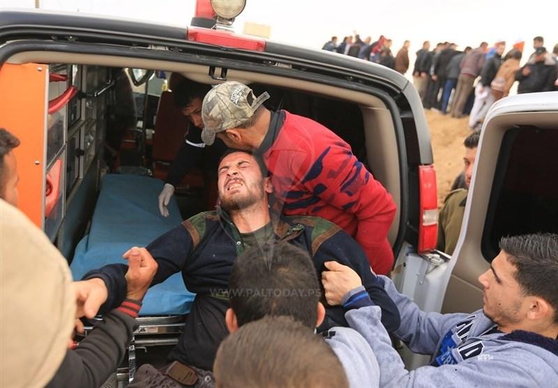"""شمار شهدای راهپیمایی """"حق بازگشت بزرگ"""" فلسطین به 15 تن رسید"""