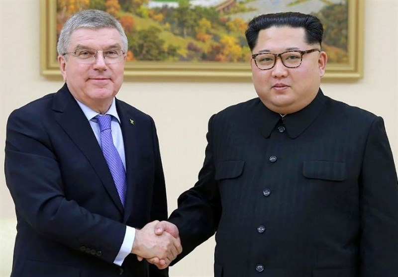 Kim Says North Korea to Take Part in 2020, 2022 Olympics: IOC Chief