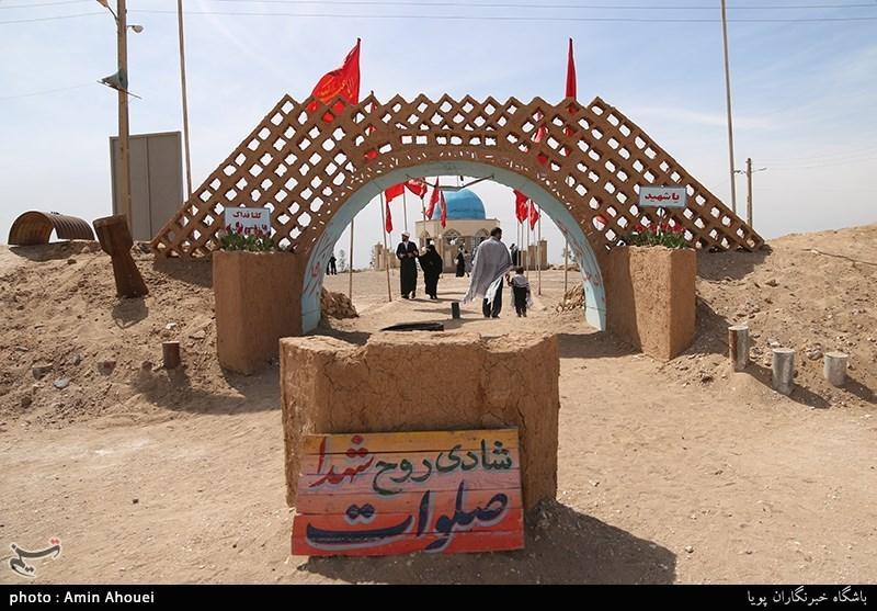 150 هزار زائر راهیاننور از مناطق عملیاتی کردستان بازدید کردند
