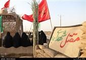 نخستین کاروان راهیان نور دانشآموزان دختر شیراز به مناطق عملیاتی اعزام شدند