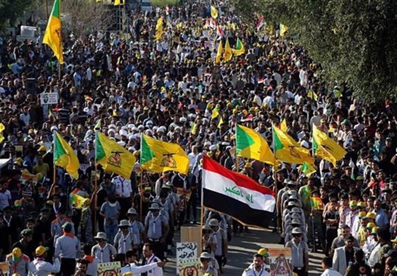 1000s Protest in Baghdad against Saudi Crown Prince's Planned Visit