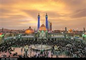 Shrine of Fatima Massumeh in Iran's Qom